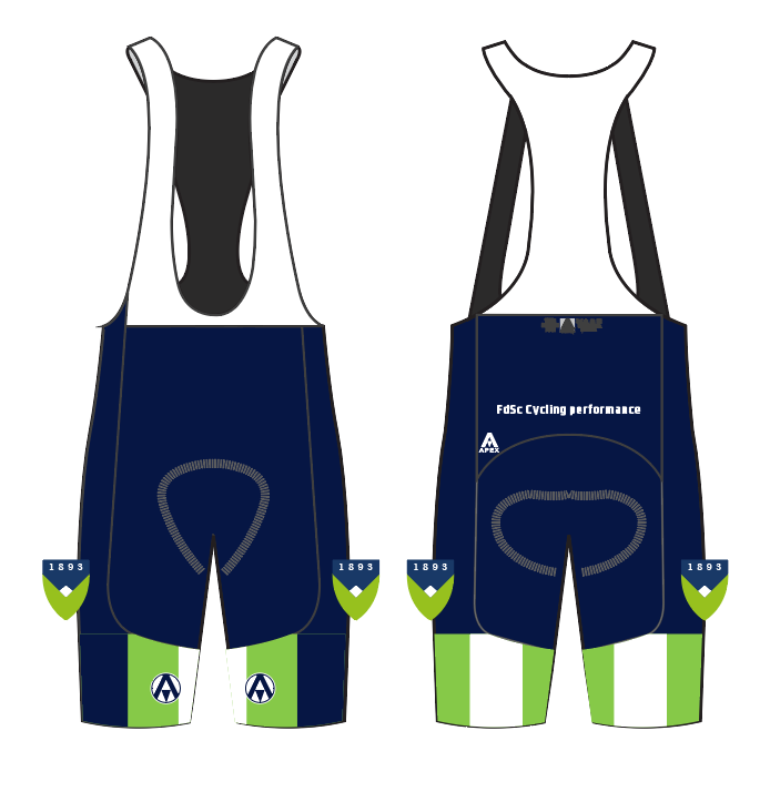 WUC ELITE BIB SHORTS