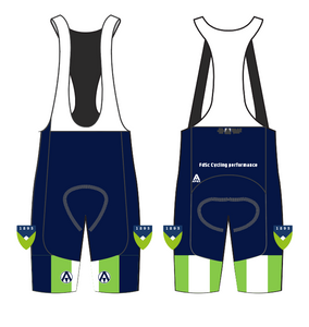 WUC TEAM BIB SHORTS