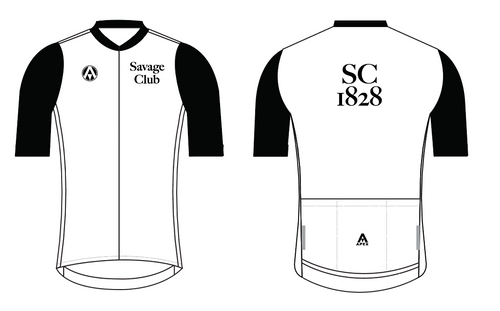 SAVAGE CLUB PRO SHORT SLEEVE JERSEY