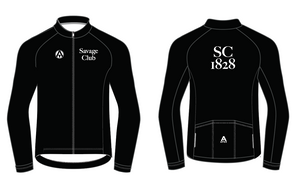 SAVAGE CLUB PRO LONG SLEEVE AERO JERSEY