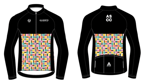 ALLSORTS FLEECE JACKET