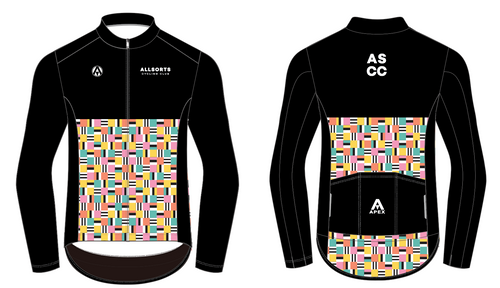 ALLSORTS GAVIA LONG SLEEVE JACKET