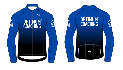 OPTIMUM PRO LONG SLEEVE AERO JERSEY