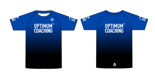 OPTIMUM FULL CUSTOM T SHIRT