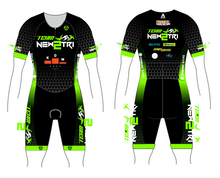 Load image into Gallery viewer, NEW2TRI PRO SPEED TRI SUIT - Black