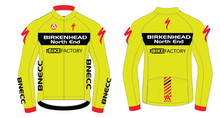 Load image into Gallery viewer, BNECC STELVIO WINTER JACKET - YELLOW