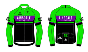 AINSDALE CC PRO LONG SLEEVE AERO JERSEY