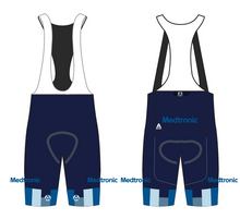 Load image into Gallery viewer, MEDTRONIC ELITE BIB SHORTS
