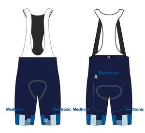 MEDTRONIC ELITE BIB SHORTS