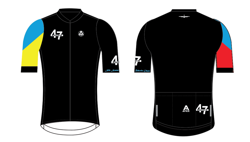 47 SQUADRON PRO SHORT SLEEVE JERSEY
