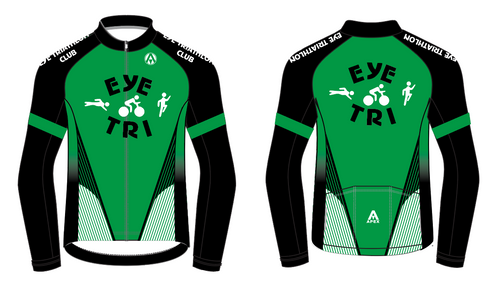 EYE TRI PRO LONG SLEEVE AERO JERSEY