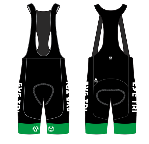 EYE TRI TEAM BIB SHORTS