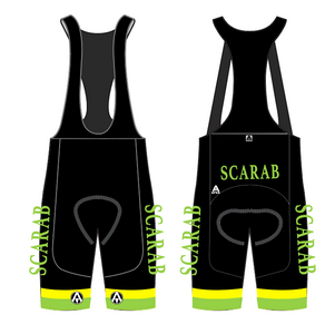 SCARAB TRI TEAM BIB SHORTS