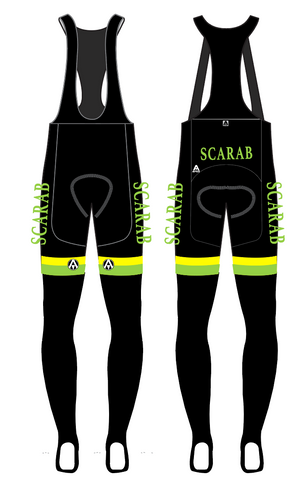 SCARAB TRI TEAM BIB TIGHTS