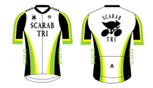 Load image into Gallery viewer, SCARAB TRI PRO SHORT SLEEVE JERSEY - WHITE