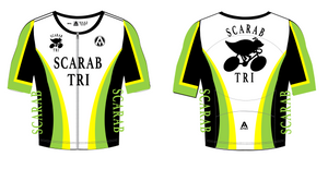 SCARAB TRI - PRO TRI SPEED TOP (FULL ZIP)