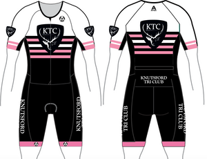 KNUTSFORD TRI PRO ENDURANCE RACE SPEED TRI SUIT