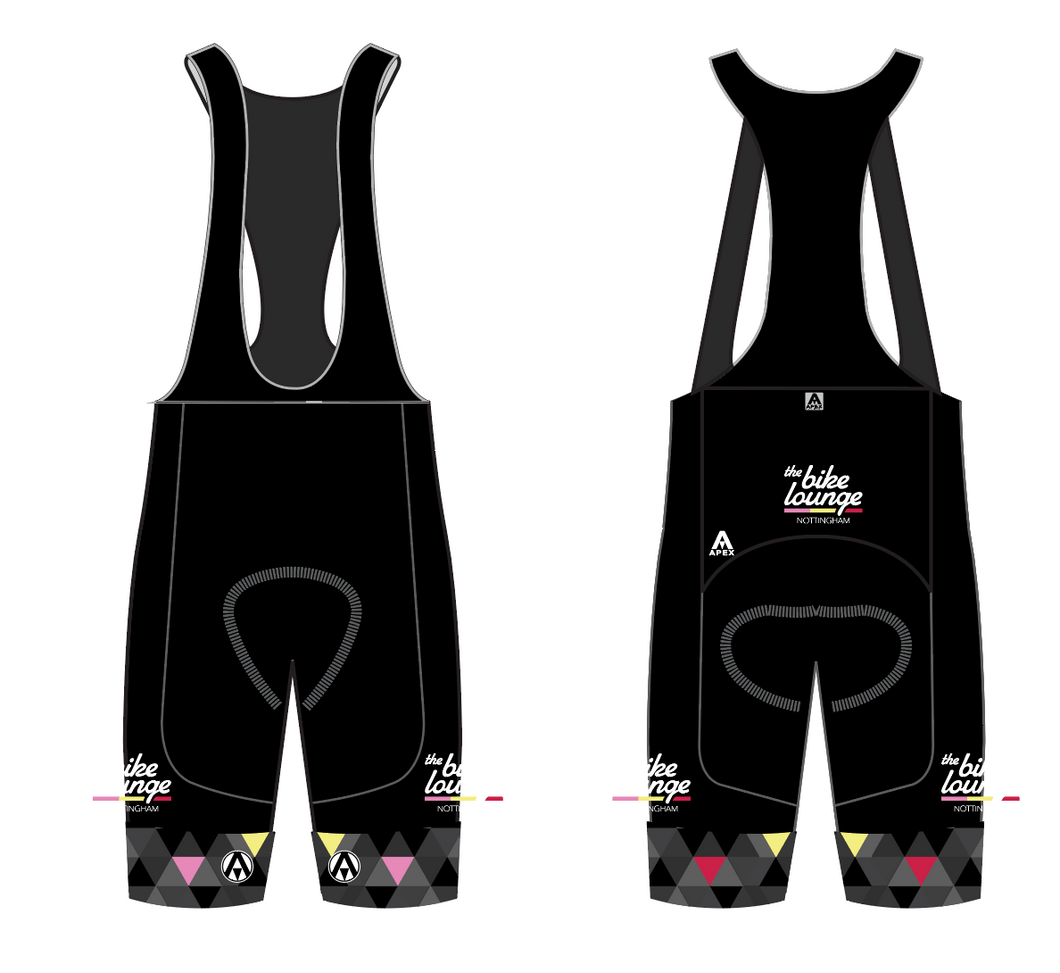 The Bike Lounge ELITE BIB SHORTS