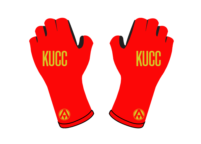 KEELE UNI RACE GLOVES