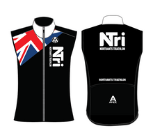 Load image into Gallery viewer, NORTHANTS TRI PRO GILET