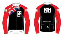 Load image into Gallery viewer, NORTHANTS TRI PRO LONG SLEEVE AERO JERSEY