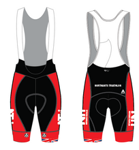 Load image into Gallery viewer, NORTHANTS TRI PRO BIB SHORTS