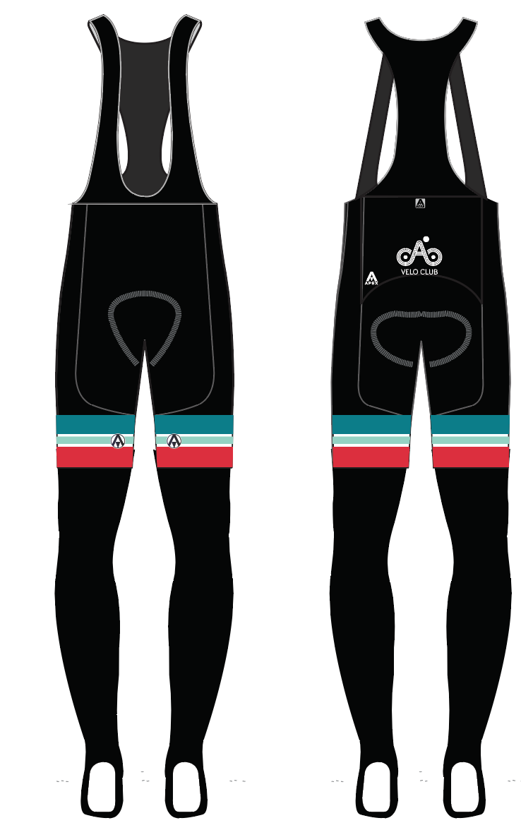 DAB TEAM BIB TIGHTS