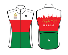 Load image into Gallery viewer, MUSCAT NITE RIDERS PRO GILET - D1