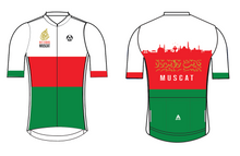Load image into Gallery viewer, MUSCAT NITE RIDERS PRO SHORT SLEEVE JERSEY - D1