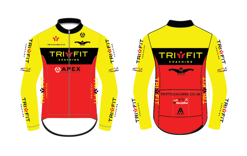 TRI FIT GAVIA LONG & SHORT SLEEVE JACKET