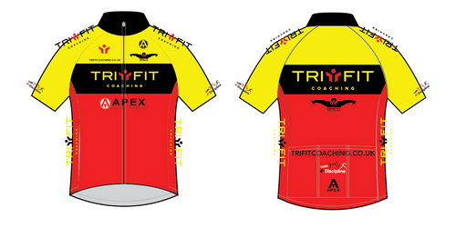 TRI FIT TEAM SS JERSEY