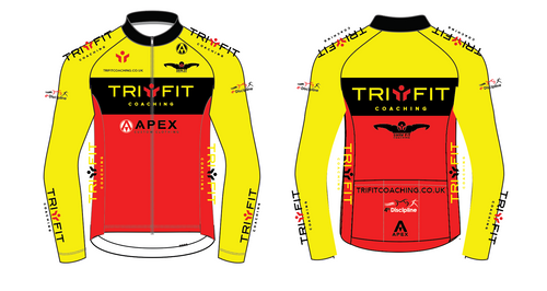 TRI FIT PRO LONG SLEEVE AERO JERSEY