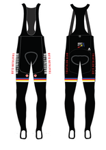 Load image into Gallery viewer, WARRINGTON TRI TEAM BIB TIGHTS