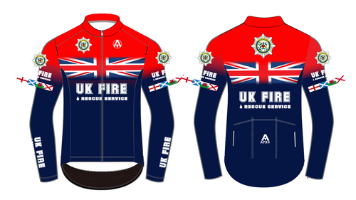 UKFRS GAVIA LONG & SHORT SLEEVE JACKET