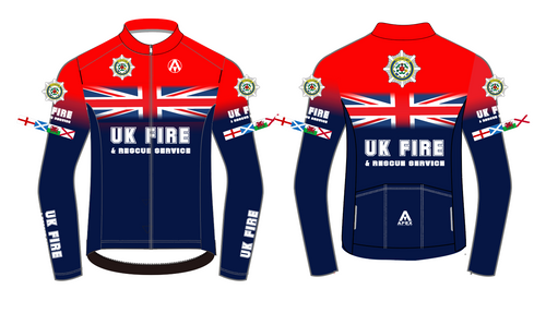 UKFRS FLEECE JACKET