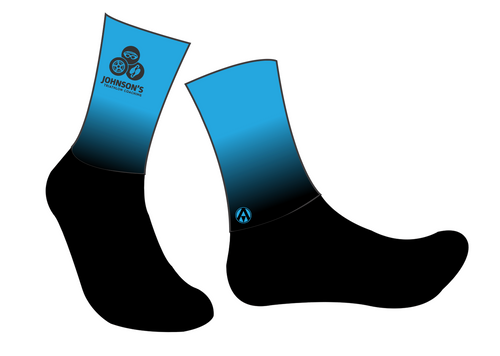 JOHNSONS COACHING WATT AERO SOCKS