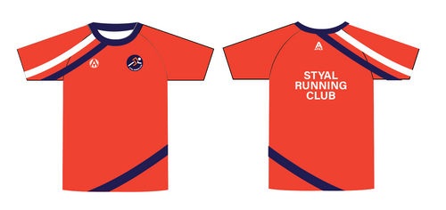 STYAL RUNNING CLUB  RUN T SHIRT