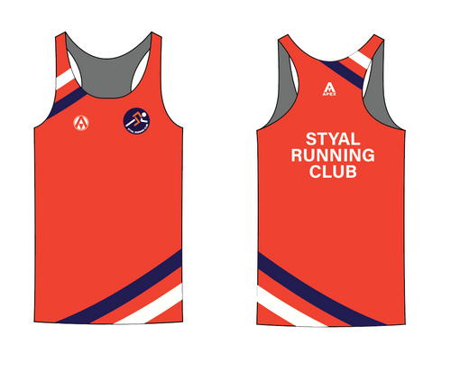 STYAL RUNNING CLUB RUN VEST