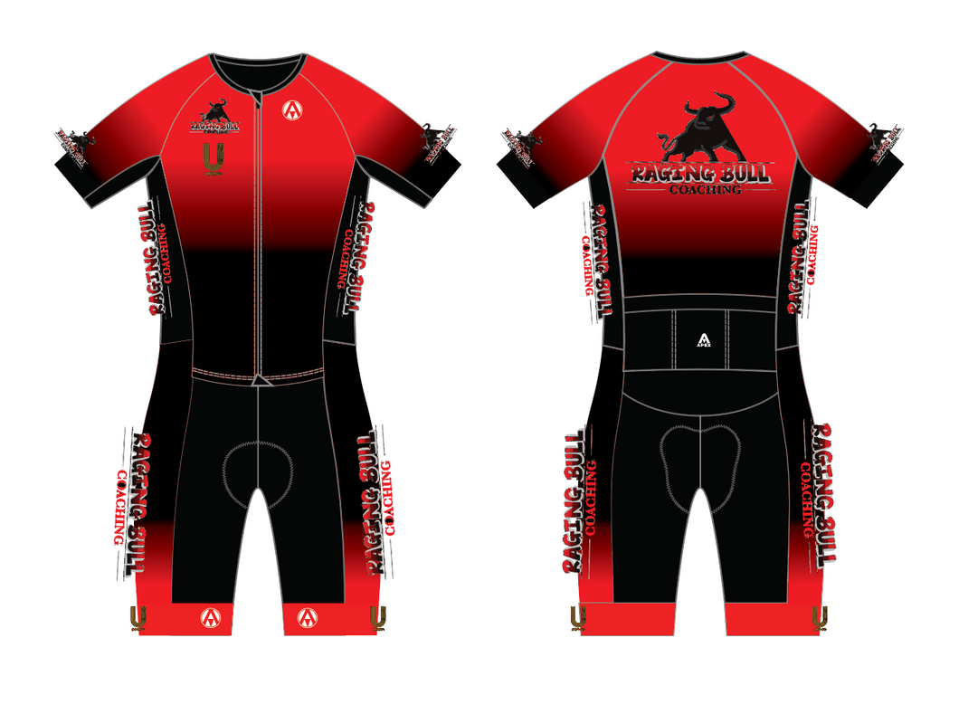 RAGINGBULL ENDURANCE PRO RACE SPEED TRI SUIT