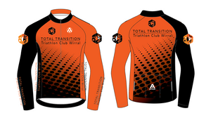 TOTAL TRANSITION GAVIA LONG SLEEVE JACKET