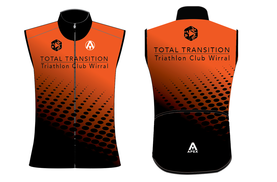 TOTAL TRANSITION PRO GILET