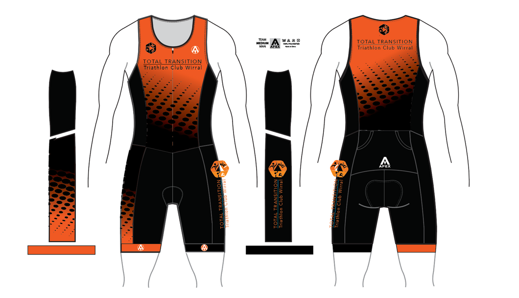 TOTAL TRANSITION PRO TRI SUIT