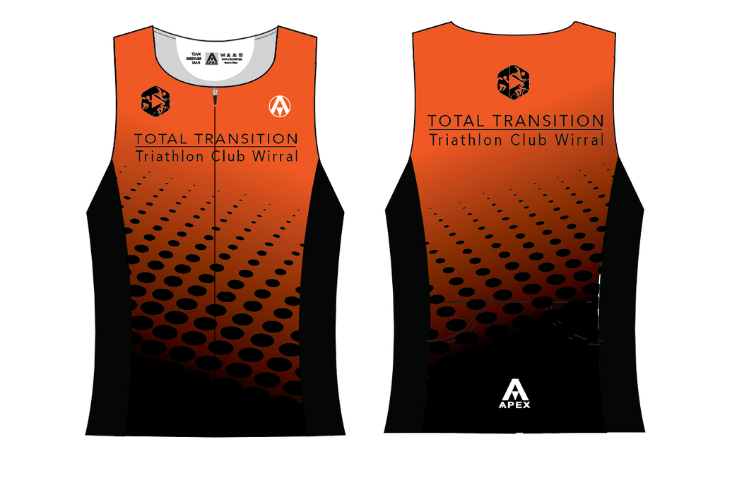 TOTAL TRANSITION TRI TOP