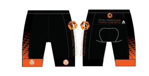TOTAL TRANSITION WOMENS TEAM SHORTS