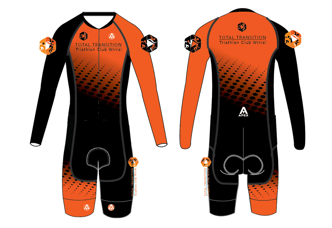 TOTAL TRANSITION SPEED TT SUIT