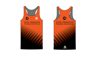 TOTAL TRANSITION RUN VEST