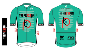 TRI PRESTON GAVIA SHORT SLEEVE JERSEY
