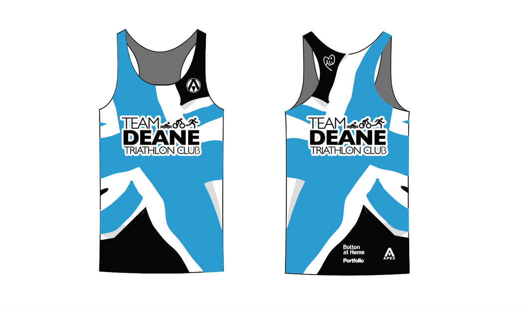 TEAM DEANE RUN VEST