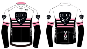 KNUTSFORD PRO LONG SLEEVE AERO JERSEY