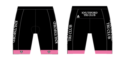 KNUTSFORD WOMENS TEAM CYCLING SHORTS